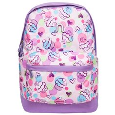 Cupcakes  Cute Backpack by Neosack