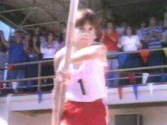 Vitamalz Werbespot 1983 Stabhochsprung