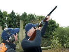 Get a group together, try something different and make a day of it!  #Clay #pigeon shoots are great for #stag events, #corporate days and #client entertainment.  #Outdoor #event #summer www.eventsinc.co.uk