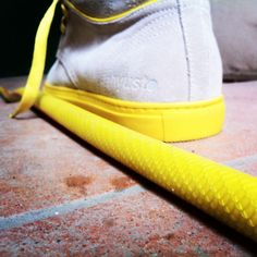 Follow the Yellow Fancy Sole  Hyusto Derby Mid  http://www.hyusto.com/hyusto/index.php/collection
