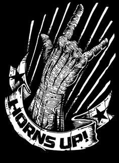 we salute you!...Metaaaaaaaaaaaaal! (Without the thumb please)