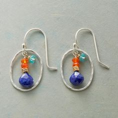 PARADISE FOUND EARRINGS: View 1