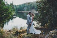 A laid-back summer bbq wedding on a farm by Carina Skrobecki - Wedding Party
