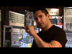 Trent Reznor of Nine Inch Nails & Atticus Ross explain the Swarmatron Sound Machine used to create parts of the score for the film Social Network.