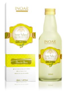 NATURAL HAIR OIL COLLECTION (OLIVA)