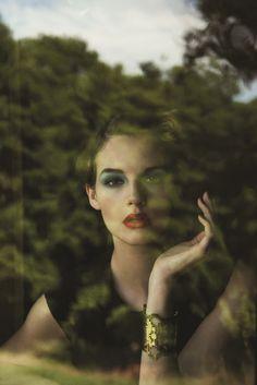 Sara Blomqvist by Tim Barber for Muse