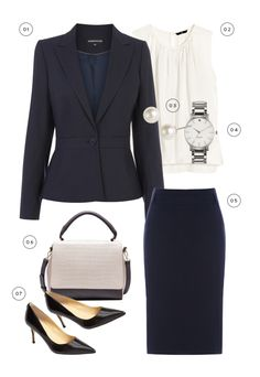 This Clever Formula Will Help You Find Your Perfect Interview Outfit | Verily