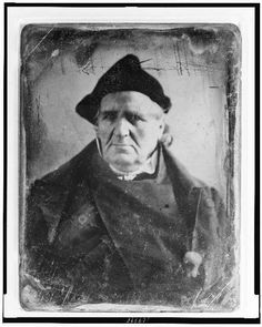 [Philander Chase, head-and-shoulders portrait, slightly to the left with eyes facing front, wearing clerical cap]