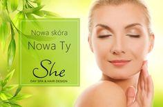 Czas na wiosenne porządki: zapraszamy na zabiegi oczyszczające i złuszczające!  #skin #beauty #kobieta #spa