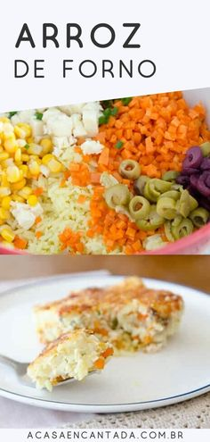Rice Recipes, Grains, Food And Drink, Pasta, Vegetables, Cooking, Academia, Blog, Vegetarian Recipes