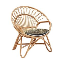 Rattan Round Chair Natural By The Family Love Tree