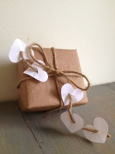 simply beautiful wrapping