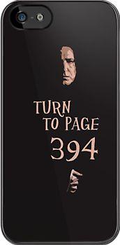 Severus Snape - '394' (2) by ChristieRose