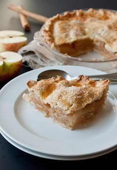 Homemade Small Apple Pie