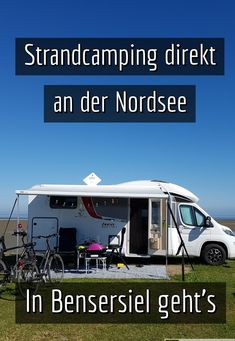 Strand Camping, Camper, Places To Visit, Van, Travel, Outdoor, Rv Camping, Outdoors, Caravan