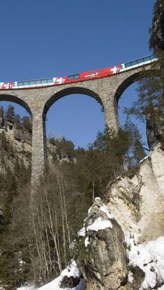 Still on my to do list - the Glacier Train through Switzerland, Italy, Austria and Germany