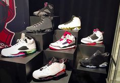 EffortlesslyFly.com - Kicks x Clothes x Photos x FLY Sh*t: Jordan Brand Summer 2015 Retro Collection*~