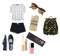 """""""Pizza Queen <3"""" by bea-marcos ❤ liked on Polyvore"""