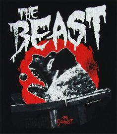 The Beast - Sandlot (technically a t-shirt but would make a cool poster)
