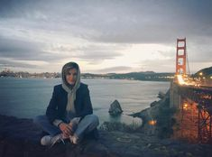 Golden Gate Bridge, Miroslava Duma, Travel, Instagram, Notes, Style, Outfit, Swag, Outfits