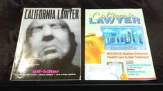 SoCal lawyers, law students? RARE CALIFORNIA LAWYER THREE STRIKES LAW MENTAL HEALTH CRISIS CARE LITIGATION CA LEGAL ARTICLES - on eBay! $3.98