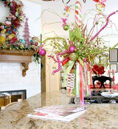 Christmas Home Tours   Holiday   Meet Kim Bostain
