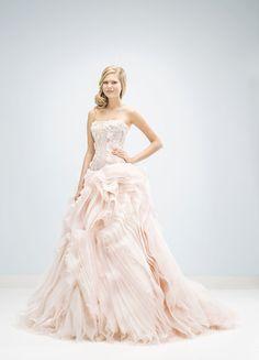 Bridal dress D6502