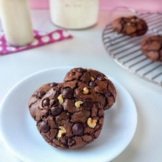 [New] The 10 Best Recipes Today (with Pictures) Brownies, Good Food, Yummy Food, Churros, Recipe Today, Cookie Recipes, Bakery, Food Porn, Candy