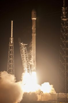 Making its fourth flight of the year, SpaceX's Falcon 9 rocket has deployed the JCSAT-14 communications satellite Friday. The mission, which included another – and successful – experimental attempt to recover the rocket's first stage, launched from Cape Canaveral at the start of a two-hour window that opened at 01:21 local time (05:21 UTC).