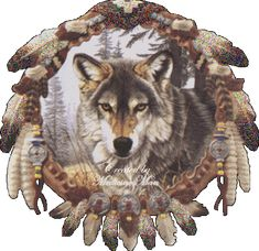Wolf Glitter Graphics  | CLICK ON THUMBNAIL TO VIEW LARGER IMAGE