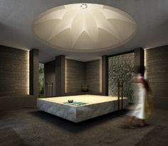 Resort Hotel Hammam UAE Designed by ESADORE International