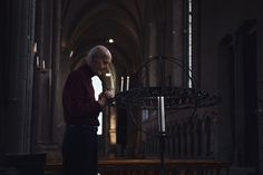 © fotograf John Sandlund, Porträtt, Linköping, www.johnsandlund.se Martin Lönnebo