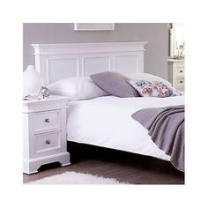 Found it at Wayfair.co.uk - 2 Drawer Bedside Table