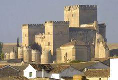 Ampudia castle in Castilla & Leon
