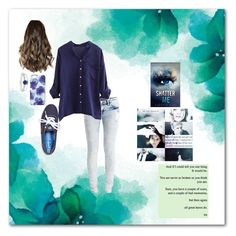 """Juliette Ferrars"" by the-wierd on Polyvore featuring VILA, Keds, BERRICLE and Jigsaw"