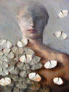 Laurie Kaplowitz | American Figurative Expressive painter | Tutt'Art@ | Pittura * Scultura * Poesia * Musica |