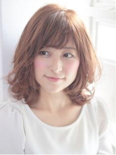 \大人可愛い/レングス別ゆるふわパーマ髪型カタログ|似合う髪型がきっと見つかる! -page2 | Jocee