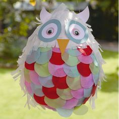 Owl Pinata | Craft Ideas & Inspirational Projects | Hobbycraft