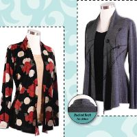 Susan Khalje Susan Khalje Couture Classic French Jacket pattern review by Jstarr4250 Kwik Sew, Chair Covers, Tweed Jacket, Cardigans, Sewing Patterns, Blazer, Diy, Crafts, Jackets