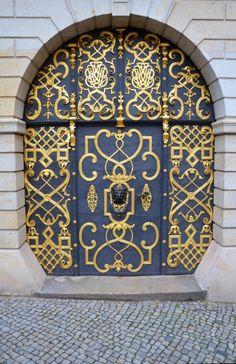 Door Bautzen - Saxony, Germany   ~ Beautiful Doors