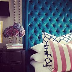 Lovely teal | thedecorista, Instagram