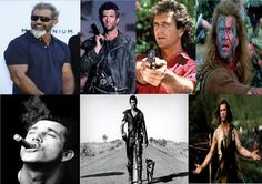 Mel Gibson (Mel Colm-Cille Gerard Gibson) AO 59 today. Actor, filmmaker, and screenwriter. Born January 3, 1956 in Peekskill, New York, moved with his parents to Sydney when he was 12 years old.