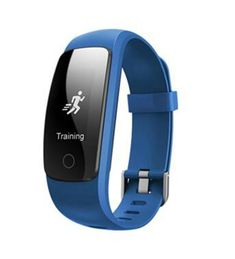 Mens and Womens Heart Rate Fitness Tracker Bluetooth Smart Watch