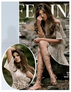 Bipasha Basu heats up the March cover of Femina in her Pia Pauro Gladiator Sandals.   Buy them exclusively online at www.piapauro.com. Sign up now for deals and discounts !   #fashion #magazine #couture #design #india #delhi #italy #shoes #fahionista #gladiatorboots