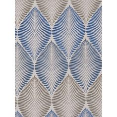Osborne & Little Leaf Fall Woven Curtain Fabric ($130) ❤ liked on Polyvore featuring home, home improvement and fabric