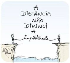 #distância                                                                                                                                                      Mais More Than Words, Some Words, Beau Message, Love Quotes, Inspirational Quotes, Messages, Quote Posters, Inspire Me, Love You