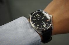 Seiko 5 Sports SARG011 by anthonyleungwatches, via Flickr