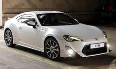 #Toyota #GT86. El coupé que ofre el puro placer de conducir.