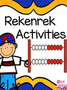 Rekenreks are a great tool for helping students to count and add using groups rather than counting by ones. These are great activities for helping to reinforce subitizing skills.