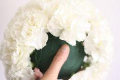 carnation ball tutorial